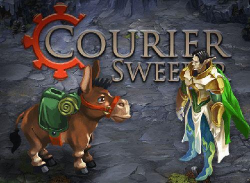 آموزش بازی خرشانس در سایت شرط بندی «Courier Sweeper»