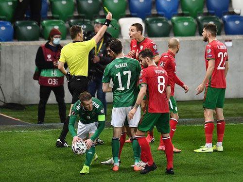 فرم پیش بینی بازی مالت در مقابل ایرلند شمالی بازی دوستانه