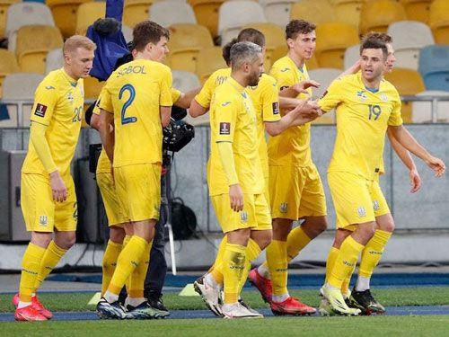 فرم پیش بینی بازی اوکراین در برابر ایرلند شمالی دیدار دوستانه